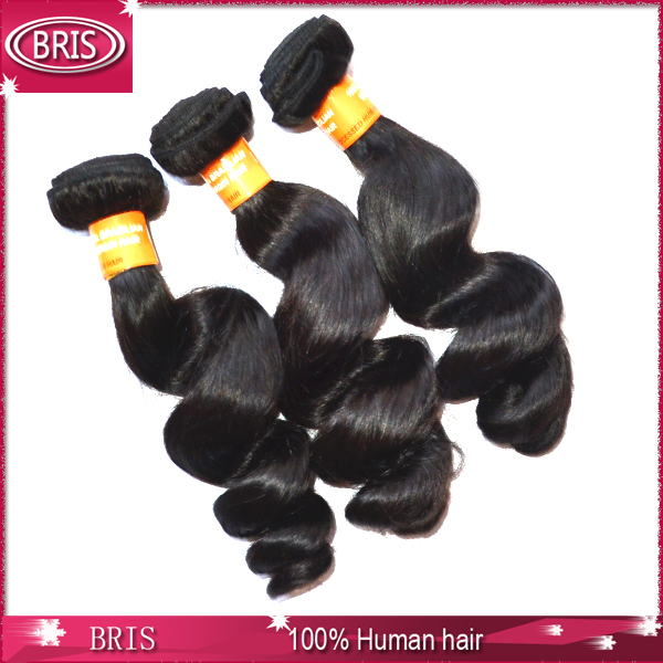 2015 new product wholesale loose wave virgin brazilian hair london