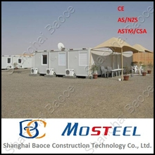 20 ft standard prefabricated container houses modern