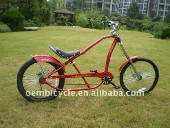 24''-26'' inch specializaed hot sale adult chopper bicycles