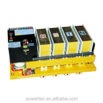 63A--4000A Automatic Transfer Switch ( ATS ) for Diesel Generator Set