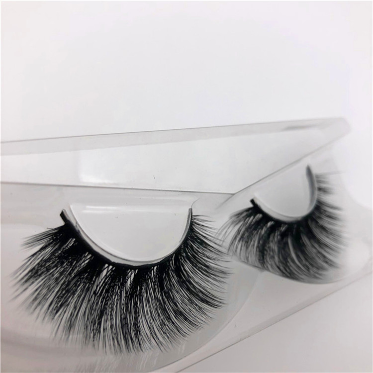 Premium Mink Lash Private Label 3D Strip False Eyelashes with cheapest price