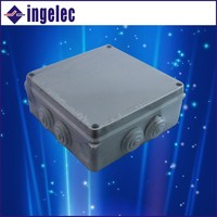 High Quality RoHS/CE Certificate Types Of Electrical Junction Boxes