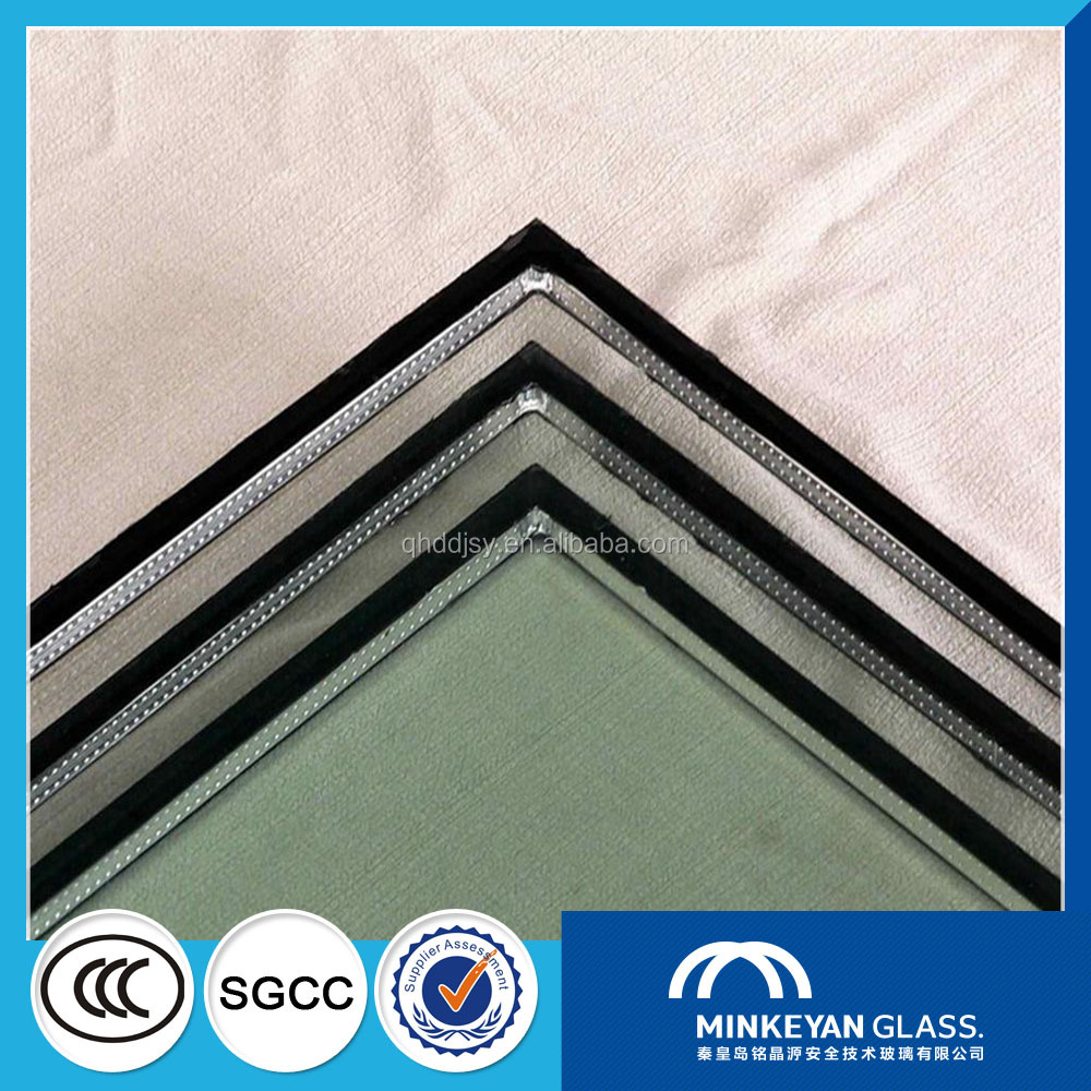 best selling low-e tempered insulated glass with quality and low price