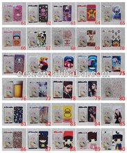 For Samsung Note 3 N9000 N9006 Multi Choices Lovely Cartoon Screen Protector