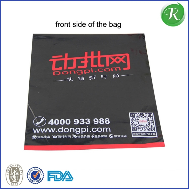 2015 custom logo poly mailer printed plastic courier bags colored mailing bags