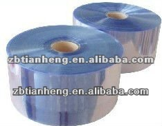 1700mm clear pharmaceutical PVC sheet roll for blister packing in Middle East.
