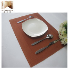 heat resisting hot food table place mat with factory price