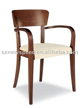 Classic Wooden Restaurant Chair DS-C142H