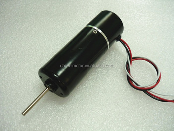 Factory Supply 24V 6000RPM DC Brushless Motor 32mm