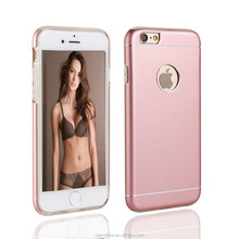 China manufacturers luxury oem rose gold silicone cell phone case for iphone 6/6 plus cover