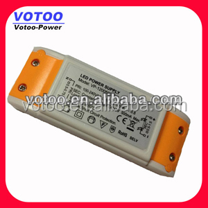 Constant Voltage or Current 12W Modular Power Supply Led Driver for Led Strip