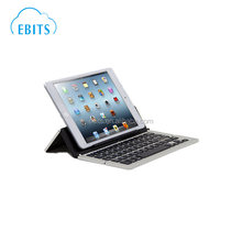 Wireless Folding Slim Mini Aluminum Bluetooth Keyboard Foldable for smart phone/ipad