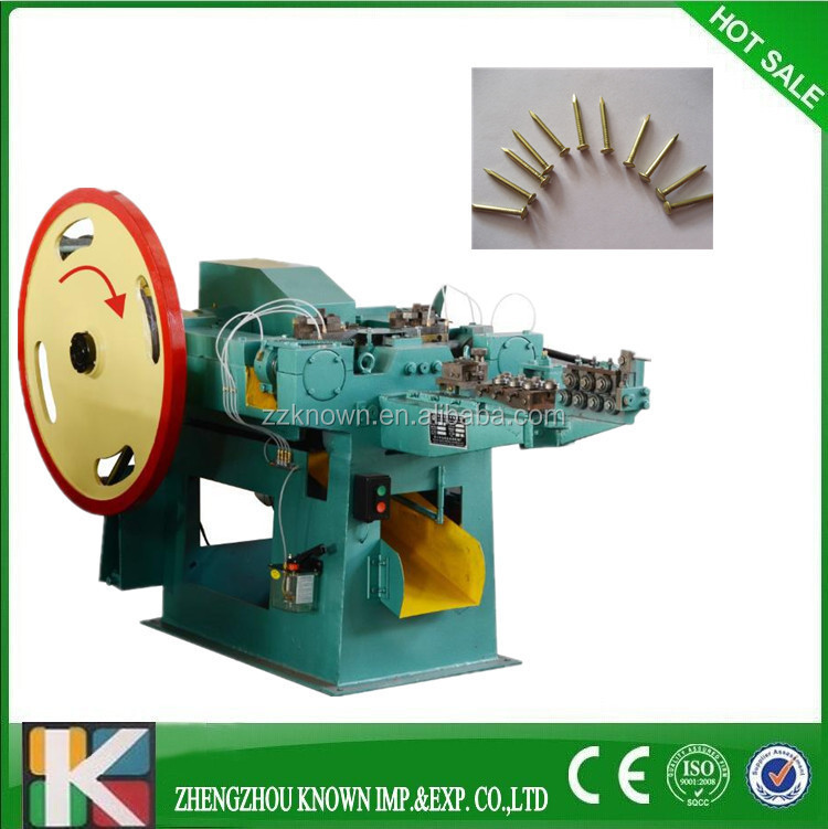 Automatic Steel Nail Making Machine Price/Used Nail Making Machines/Coil Nail And Screw Making Machine