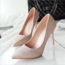 Hot selling office lady shoes new design fashion latest For sale