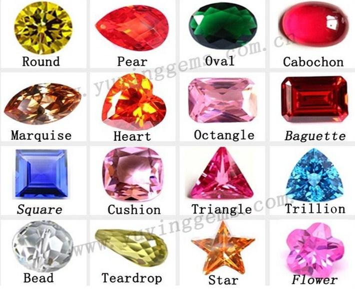 7 7mm chagne cubic zirconia cz precious gems