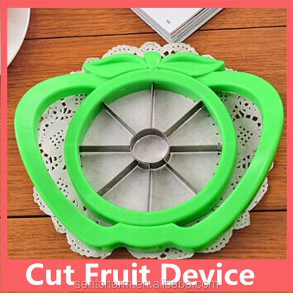 Newest arrival creative magic cutter for lemon/cutter for fruits
