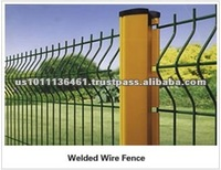 United States Best Quality Welded Wire Fence