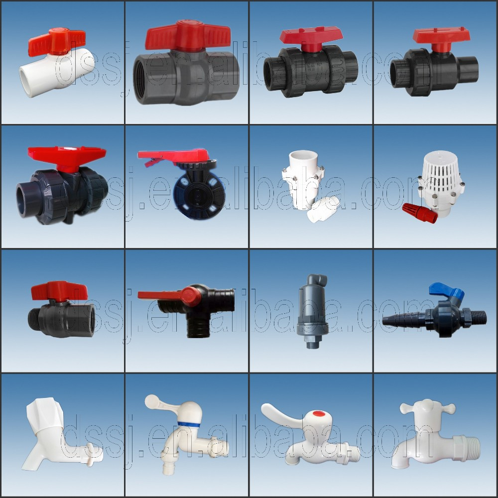 New hot sales pvc pp bibcock plastic faucet water tap for for Pvc for hot water