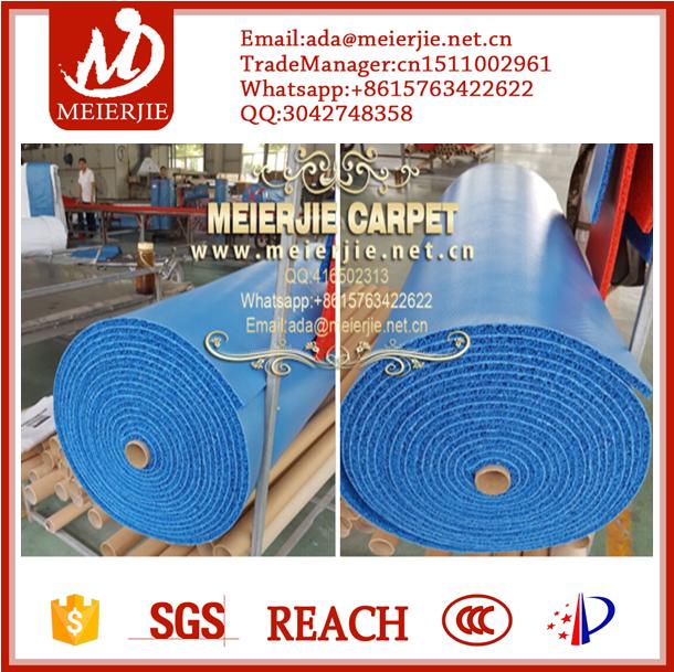 Pvc Vinyl Plastic Carpet Cushion Mat Roll - Buy Cushion ...
