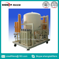 transformer vacuum oil filtration machine