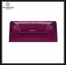 Classical women envelope design clutch purse bag