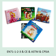 Portable and Handy Mini Hardcover Book Printing Full Color Cartoon Story Reader Direct Factory Price Hangzhou Manufacturer 2017