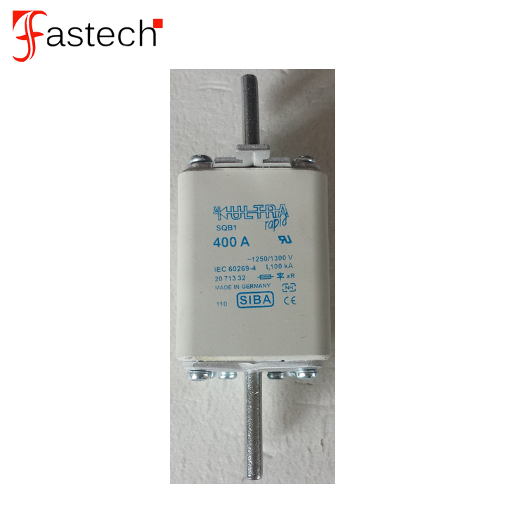 power electronic components 1250V SQB1 400A 20 713 32 Fuse Link