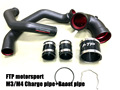 NEW!!SGEAR FTP charge pipe kit S55 engine for bmw M4 F82 cold air intake pipe