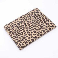 Sexy Leopard Card Pocket Protect Case For Apple Ipad Mini 3