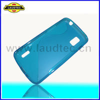 Nexus 4 S Line TPU Gel Case,Soft Gel Skin Case for LG Nexus 4 Case,More Colors Available,Laudtec