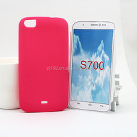 2014 silicon mobile phone case for lanix s700, factory price