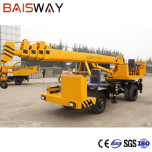 Chinese manufactory 8ton truck with crane price