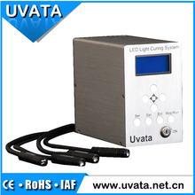 UV adhesives encapsulants conformal coatings curing machine