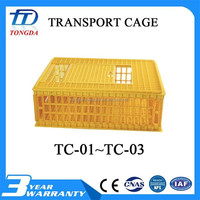 Brand new multinational plastic chicken cage for wholesales with high quality