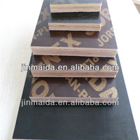 Competitive price film faced plywood/shuttering plywood board sheet 8mm 15mm 16mm