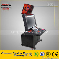 arcade fighting simulator game/fighting arcade game/ Pandora 's Box game 32 inch with double seats