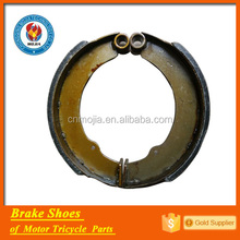 motor tricycle spare parts shoes braking 3 wheeler