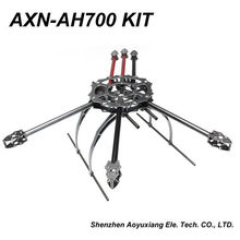 Hexacopter/ Six-axle Flyer RTF--AH700