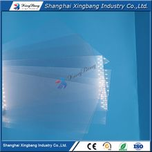 4x8 insulation pvc white and clear sheet thickness 0.3mm