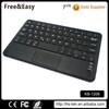 Mini wireless 2.4g touchpad keyboard with touchpad