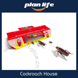 Strong Sticky Pest Control Paperboard Cockroach Glue House Roach Sticker Trap