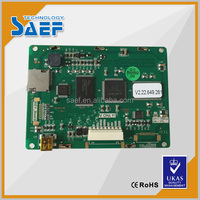 IPS 3.5 inch TFT module RS232/TTL seriel interface and controller module 320 x RGB x 240 industrial display