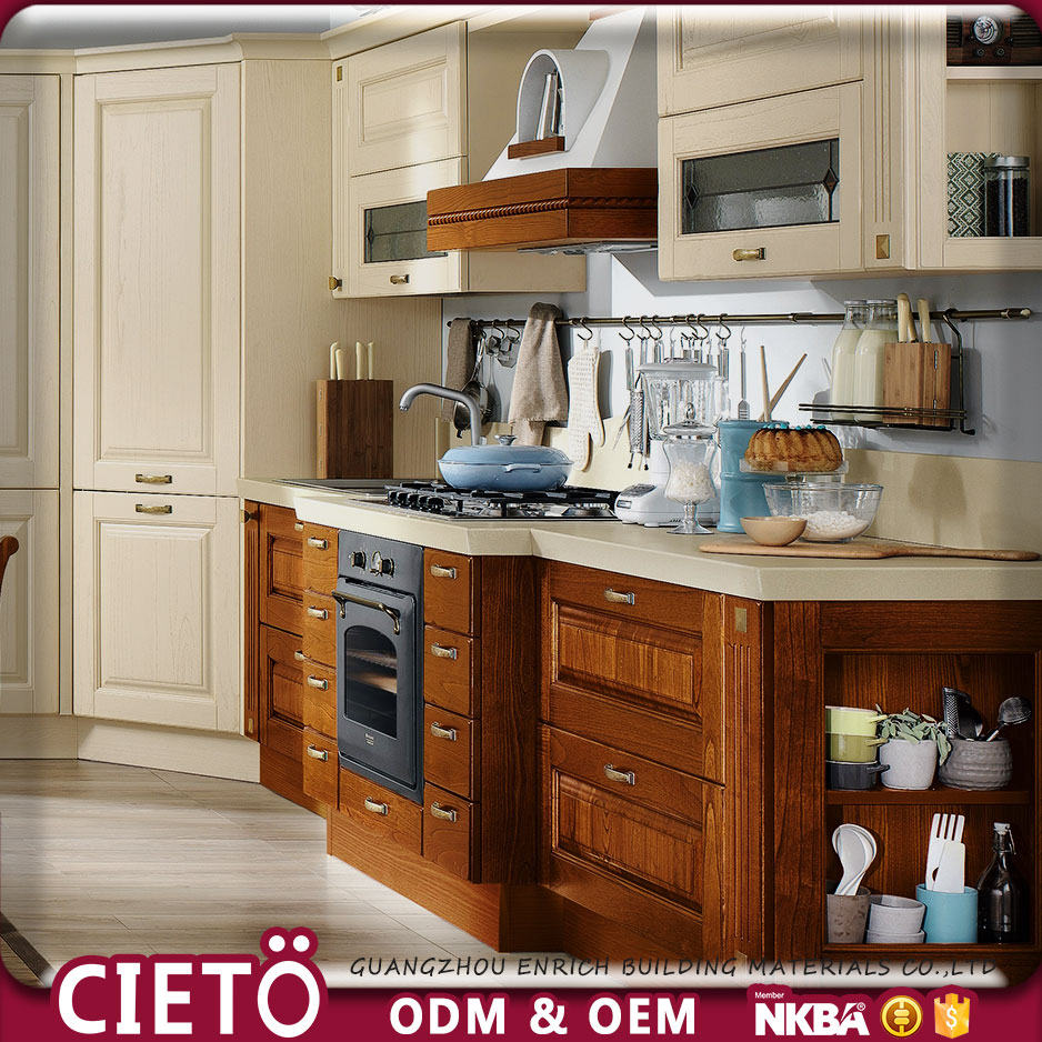 American standard mdf modern kitchen cabinets luxury solid wood kitchen cabinet