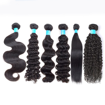 Wholesale remy 10a brazilian virgin human hair bundles,grade 10a brazilian hair deep wave in Beauty,brazilian curly hair bundles