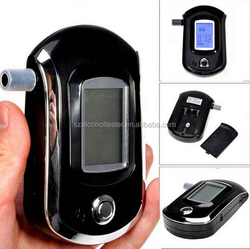 vending machines Portable Mouthpiece Breath Alcohol Tester alcohol analyzer