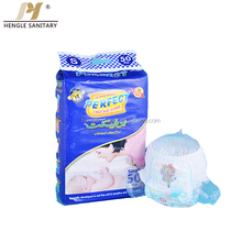 Disposable Cloth-like Pampering and Non- Woven High Quality Baby Diapers