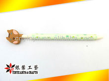 cute novelty cartoon animal ball-point pen