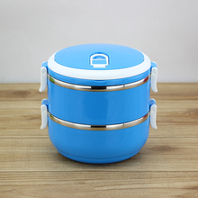 Indian Stainless steel insulated food container hot pot lunch box