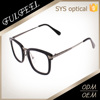 8009 New Design Retro Style Acetate