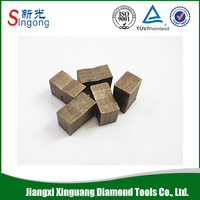 granite cutting segment tool for core drill bit saw blade free sample to indonesia